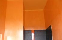 Pareti in encausto stucco veneziano