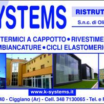 K SYSTEMS LOGO